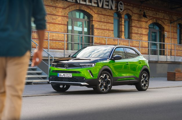 Opel Mokka – postavlja nove mejnike (foto: Opel)