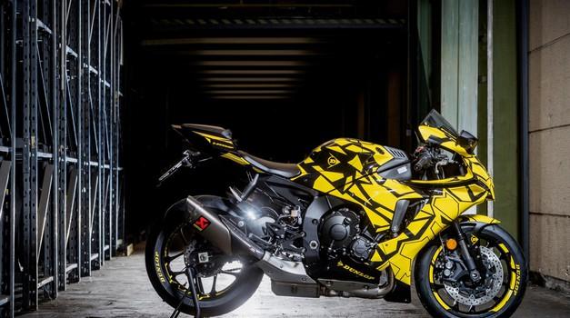Dunlop SportSmart Mk3 - Zanesljiv oprijem ne glede na okoliščine in vrsto motocikla (foto: Dennismoebus)