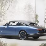 Rolls-Royce z 'Boat Tailom' znova obuja pozabljeno tradicijo po meri narejenih karoserij (foto: Rolls-Royce)