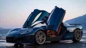 Premiera: Rimac Nevera - hitrejši tudi od prihajajoče Tesle Roadster (video)