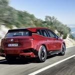 Premiera: BMW iX – zastavonoša bavarske elektromobilnosti (foto: BMW)