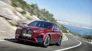 Premiera: BMW iX – zastavonoša bavarske elektromobilnosti