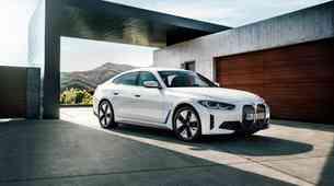 Premiera: BMW i4 – prihaja prvi popolnoma električni model M