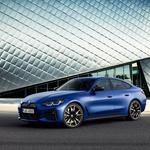 Premiera: BMW i4 – prihaja prvi popolnoma električni model M (foto: BMW)