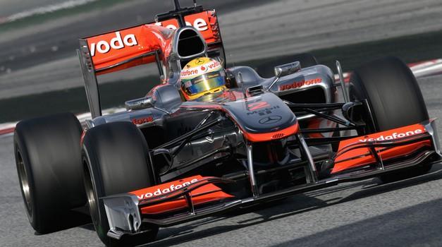 Bi si lastili zmagovalni dirkalnik Formule 1? (foto: Profimedia)