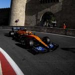 Formula 1, VN Azerbajdžana: Perez zmagoslavno, polom Mercedesa (foto: McLaren)