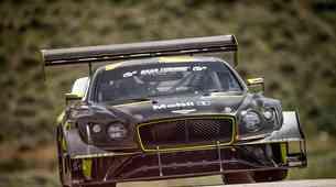 Bentleyjev dirkalnik za Pikes Peak doživel popolno razkritje