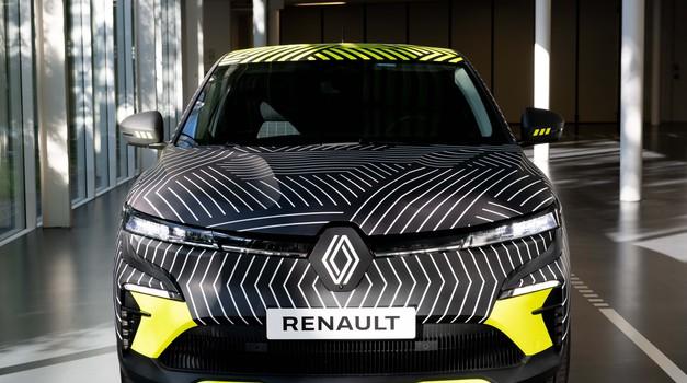 Električni Renault Mégane bo križanec! (foto: Renault)