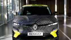 Električni Renault Mégane bo križanec!