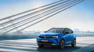 Premiera: Opel Grandland – svež oblikovni jezik tudi za velikega križanca