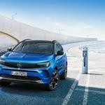 Premiera: Opel Grandland – svež oblikovni jezik tudi za velikega križanca (foto: Opel)
