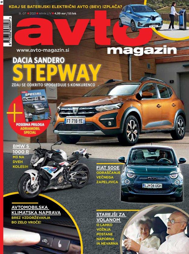 Avto magazin - 07/2021