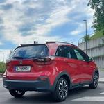Novo v Sloveniji: Honda Crosstar (foto: Matjaž Korošak)