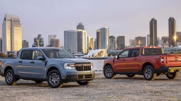 Ford personalizacijo svojih vozil dvignil na novo raven: spodbuja tudi domače predelave (foto: Ford)