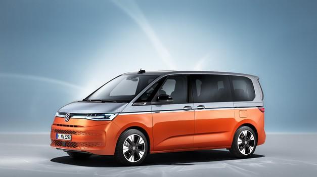 Predstavitev: Novi Volkswagen Multivan z dodatnimi talenti (foto: VW)
