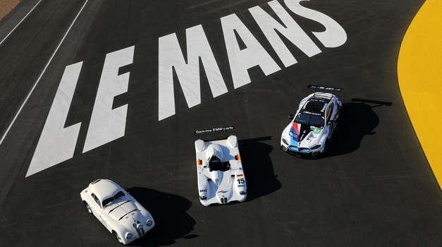 Le Mans od leta 2023 bogatejši še za eno ekipo, zmagovalca iz leta 1999! (foto: BMW)