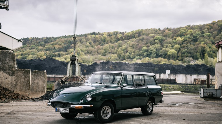 Naprodaj 'prvi SUV na svetu', otrok Jeepa in Ferrarija (foto: Alec Löckmann)