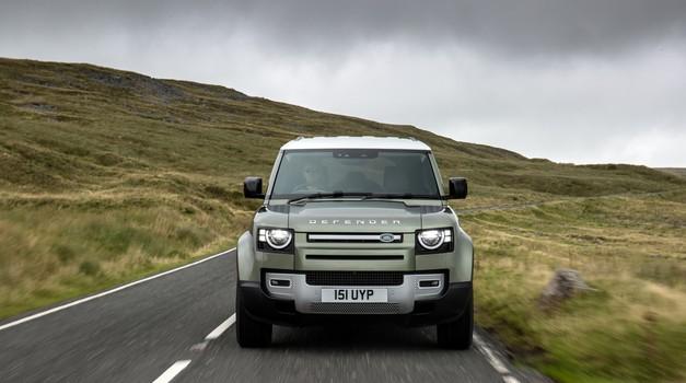 Jaguar-Land Rover imajo poleg elektrike v rokah še enega aduta za brezogljično mobilnost (foto: Jaguar-Land Rover)