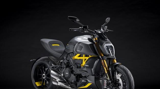 Ducati Diavel 1260 S Black & Steel (foto: ducati)