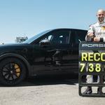 Nürburgring ima novega rekorderja; prejšnji rekord izboljšan za kar 13 sekund! (foto: Porsche)