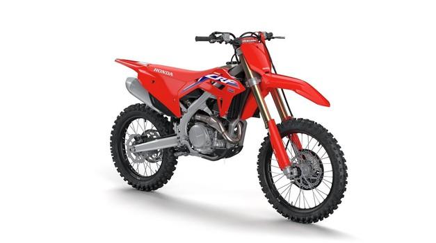 Enduro in motokros novosti 2022 - Izboljšave kot gonilo napredka (foto: Honda)