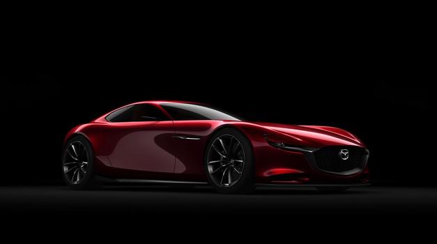 Mazda naznanila strateški preobrat (foto: Mazda)