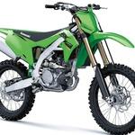 Enduro in motokros novosti 2022 - Izboljšave kot gonilo napredka (foto: Kawasaki)