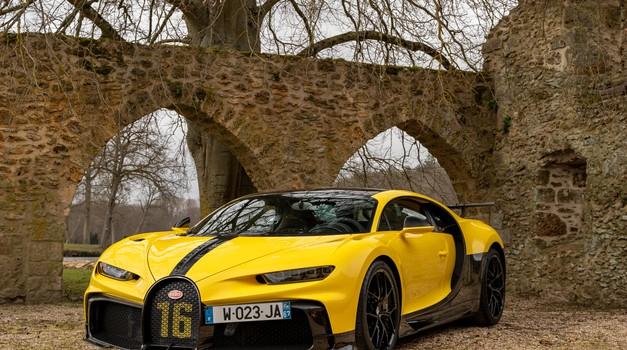 Bugatti dokončno v hrvaške roke? (foto: Bugatti)