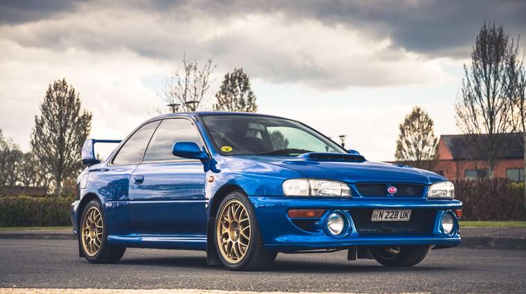 Subaru praznuje: 55 let od predstavitve rešitve, ki je za vedno zaznamovala znamko (foto: Subaru)