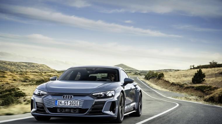 Nemški velikani razburjajo – prehod na elektriko je precej bližje kot pričakovano (foto: Audi)