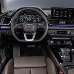 Novo v Sloveniji: Audi Q5 Sportback – kupejevska oblika skoraj brez kompromisov (foto: Audi)