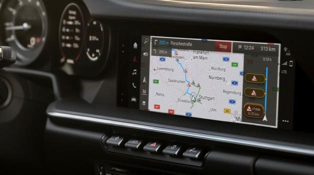 To je sistem, ki bo ustvarjal glasbeno podlago, primerno vaši trenutni vožnji (foto: Porsche)