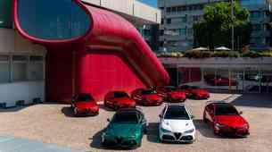 Alfa Romeo praznuje 111. rojstni dan, pred vrati pa so velike novosti