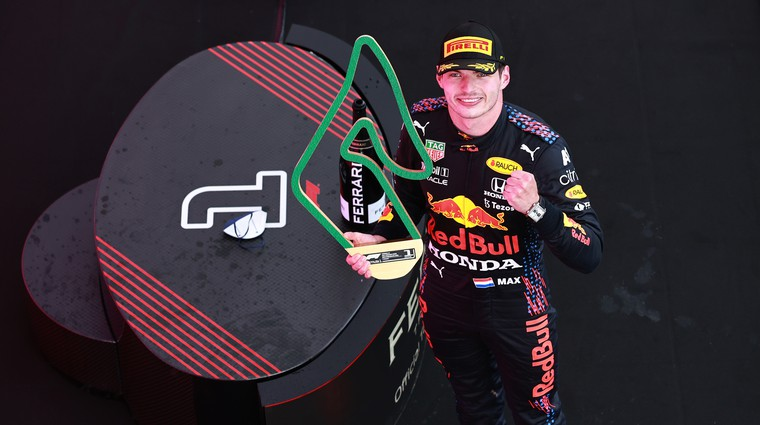 Formula 1, VN Štajerske: Red Bull in Max Verstappen postajata številka 1 (foto: Red Bull)