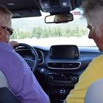 """""""Pomembno je redno ohranjanje vozniške kondicije,"""" pravi inštruktor varne vožnje pri AMZS Brane Legan (foto: Amzs)"""