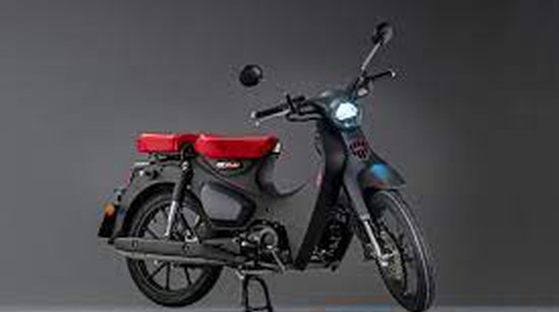Honda je osvežila zabavni del razreda 125 - Honda Super Cub in Honda Monkey (foto: honda)