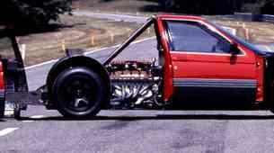 Želite izdelati repliko dirkalnika Alfa Romeo 164 Procar? Naprodaj je glavna komponenta!