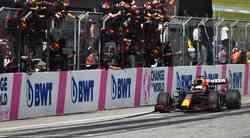 Formula 1, VN Avstrije: Verstappen ponižal Mercedes, Hamilton s sklonjeno glavo iz Spielberga