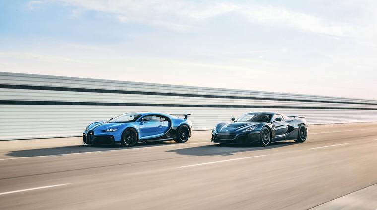 Uradno: Bugatti in Rimac pod eno streho-a ne kot eno podjetje! Kaj prinaša povezovanje? (foto: Bugatti)