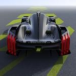 Preimera: Peugeot je z revolucionarnim dirkalnikom pripravljen na osvojitev naslednjega Le Mansa (foto: Peugeot)