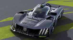Preimera: Peugeot je z revolucionarnim dirkalnikom pripravljen na osvojitev naslednjega Le Mansa