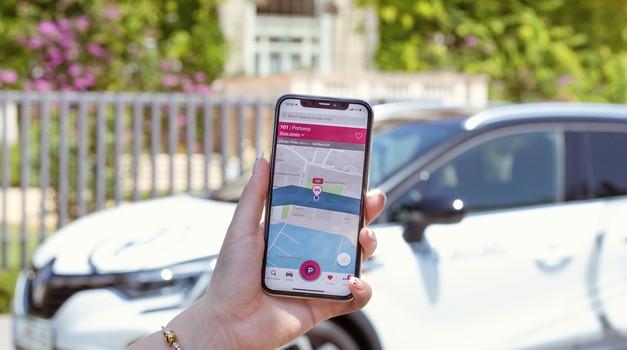 To je najboljša aplikacija za parkiranje, ki jo lahko uporabite v kar 25 državah (tudi v Sloveniji!) (foto: Foto: Nike Koležnik)