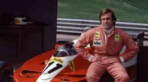 Formula 1: Umrl je Carlos Reutemann