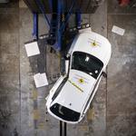 EuroNCAP: 'Le' dvakrat po štiri zvezdice (foto: EuroNCAP)