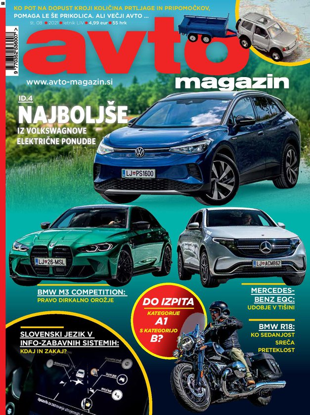 Avto magazin - 08/21
