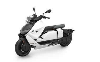 BMW CE 04 - končna verzija bolj futuristična kot smo pričakovali