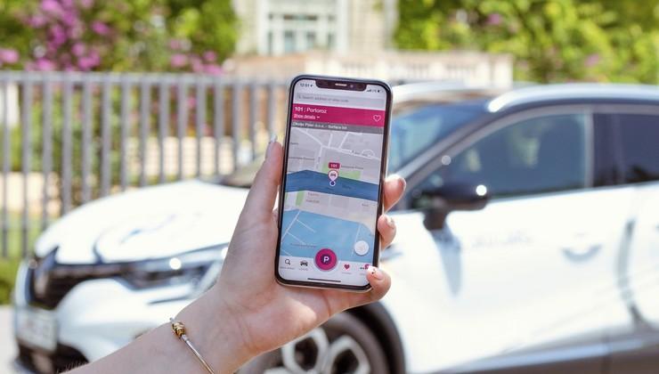 EasyPark še bolj inovativen – predvideva naše parkirne navade