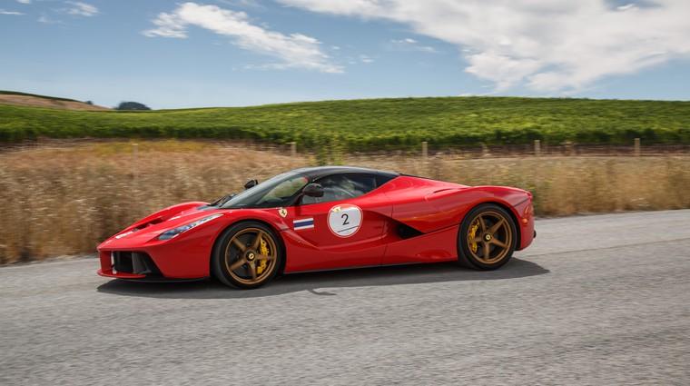 LaFerrarijev naslednik se že 'preteguje' (video) (foto: Ferrari)