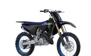 Yamaha YZ85, YZ125 in YZ250 (2022)
