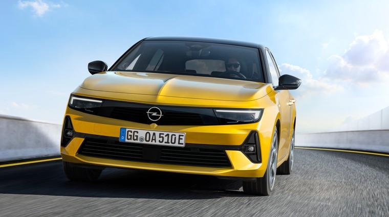 Premiera: Opel Astra - Corsina (precej) večja sestra je tu! (foto: Opel)